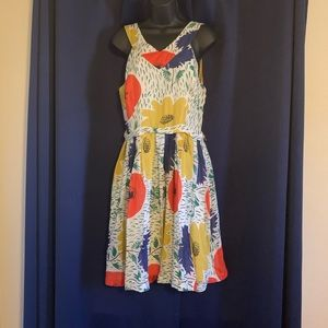 Girls From Savoy dress from Anthropologie